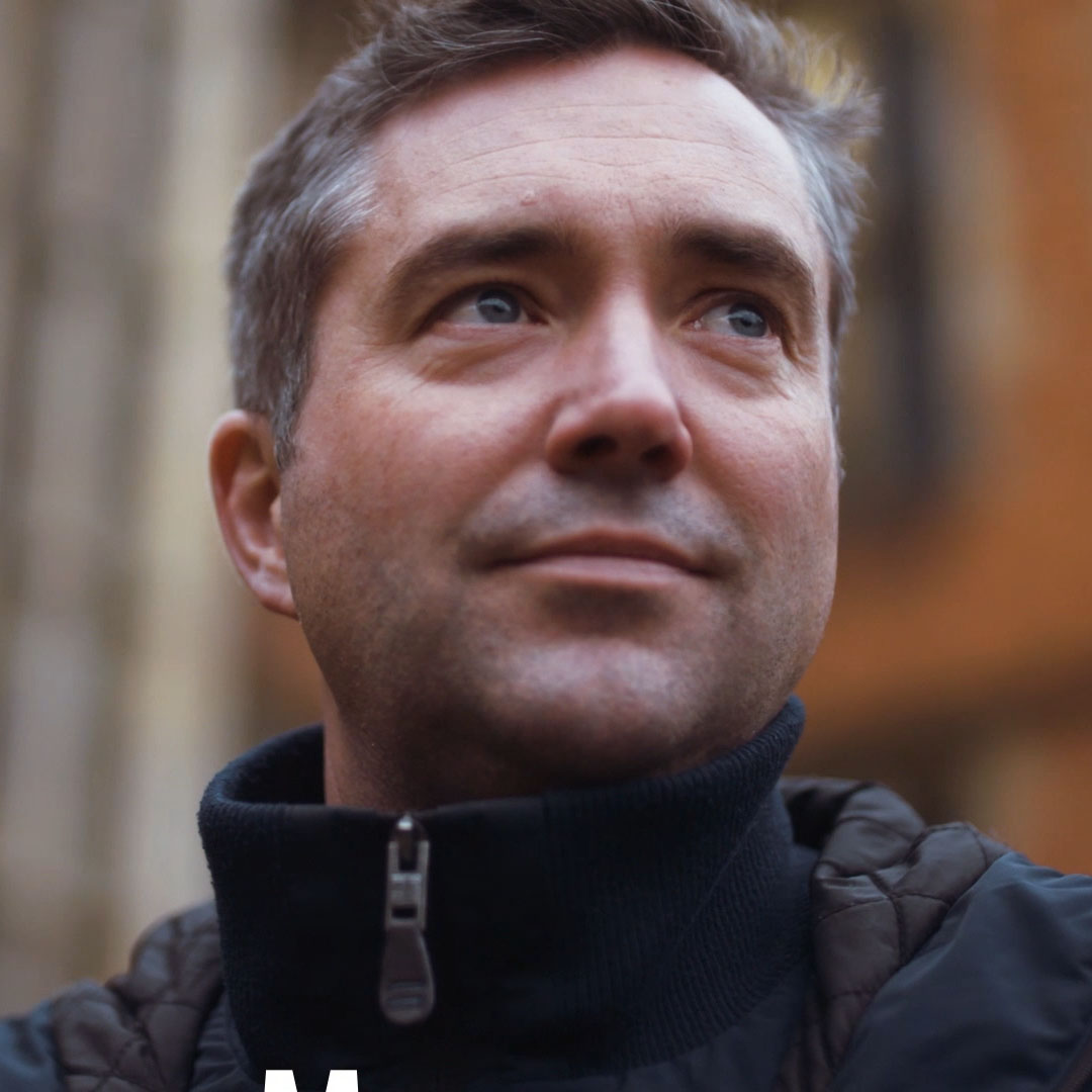 – Matthew Ramm, University of York, HR
